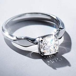 钻石戒指能沾水吗