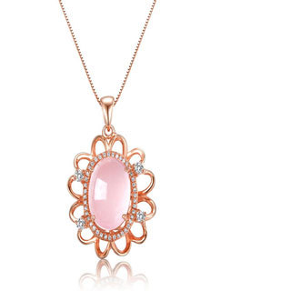 粉色芙蓉石价格