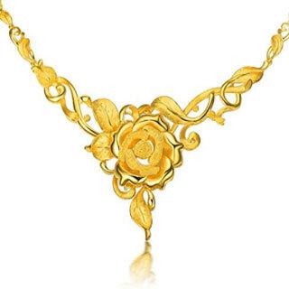 女金项链款式