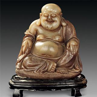 寿山石的佛像寓意