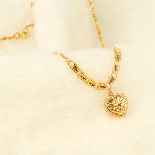 黄金项链什么款式好看
