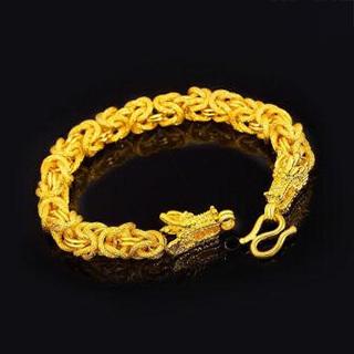 黄金手链款式