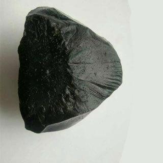 玻璃隕石硬度