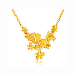女士黄金项链一般多少钱