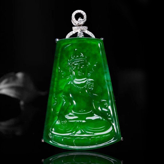 辣綠翡翠的區別