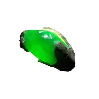 老會卡翡翠原石皮殼特點