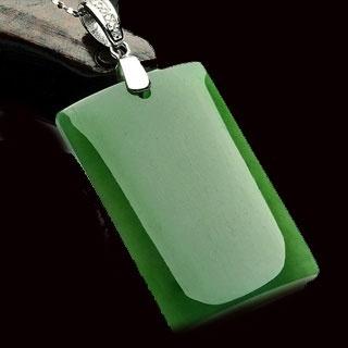和田碧玉深綠色好嗎