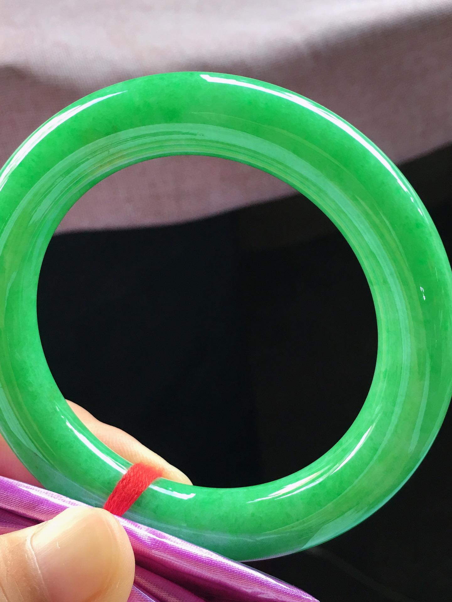 圆条手镯,尺寸58-12-11.9mm