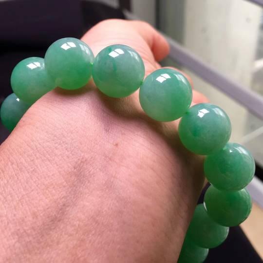 满色珠子手串,尺寸:14.5